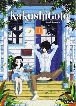 KAKUSHIGOTO -  (V.F.) 01