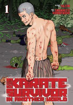 KARATE SURVIVOR IN ANOTHER WORLD -  (V.A.) 01