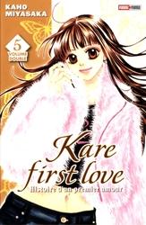 KARE FIRST LOVE -  HISTOIRE D'UN PREMIER AMOUR (TOMES 09 & 10) 05