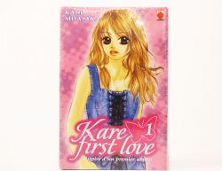 KARE FIRST LOVE -  MANGA USAGÉS TOME 01 ET 05