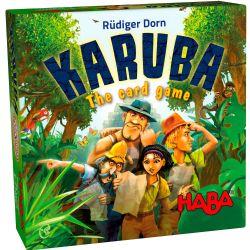 KARUBA : THE CARD GAME (ANGLAIS)