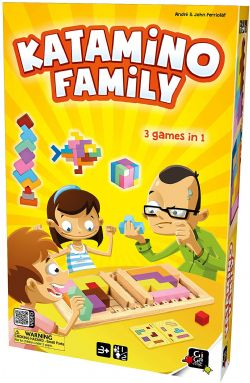KATAMINO -  FAMILY (ANGLAIS)
