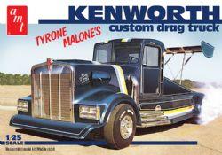 KENWORTH -  DRAG TRUCK TYRONE MALONE'S 1/25 (NIVEAU 3)