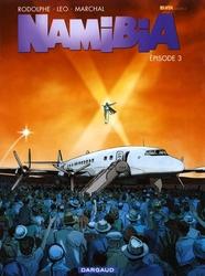 KENYA 08 -  NAMIBIA 03