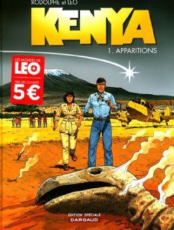 KENYA -  APPARITIONS (PRIX DÉCOUVERTE) 1 01