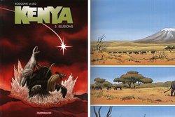KENYA -  ILLUSIONS 5 05