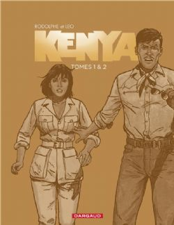KENYA -  PACK (TOMES 01 & 02) -  KENYA