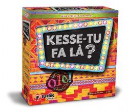KESSE-TU FA LÀ ? -  ÉDITION OLÉ! (FRANCAIS)