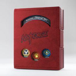 KEYFORGE -  DECK BOOK - ROUGE