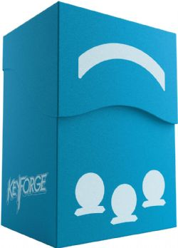 KEYFORGE -  GEMINI DECK BOX - BLEU