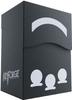 KEYFORGE -  GEMINI DECK BOX - NOIR