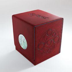 KEYFORGE -  VAULT DECK BOX - ROUGE