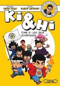 KI & HI -  LES JEUX OLYMPIQUES 03