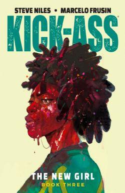 KICK-ASS -  NEW GIRL TP 03