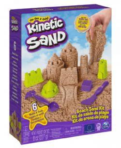 KINETIC SAND -  KIT DE SABLE DE PLAGE