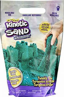 KINETIC SAND -  TURQUOISE (2 L)