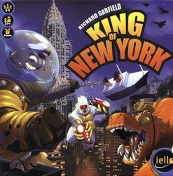 KING OF NEW YORK -  JEU DE BASE (ANGLAIS)