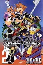 KINGDOM HEARTS -  OMNIBUS -  KINGDOM HEARTS II 02