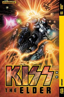 KISS -  ODYSSEY TP -  THE ELDER 02