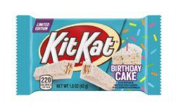 KIT KAT -  BIRTHDAY CAKE
