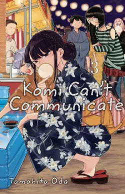 KOMI CAN'T COMMUNICATE -  (V.A.) 03