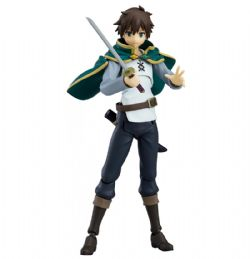 KONOSUBA : GOD'S BLESSING ON THIS WONDERFUL WORLD ! LEGEND OF CRIMSON -  FIGURINE ARTICULÉE DE KAZUMA (14 CM) 425