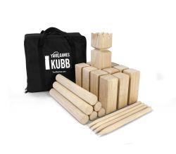 KUBB -  HARDWOOD VIKING