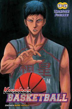 KUROKO'S BASKETBALL -  VOLUMES 13-14 (V.A.) 07