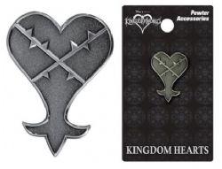 Kingdom Hearts -  Épinglette Emblème des Sans Coeur
