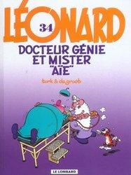 LÉONARD -  DOCTEUR GÉNIE ET MISTER AIE 34