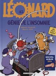 LÉONARD -  GÉNIE DE L'INSOMNIE 45