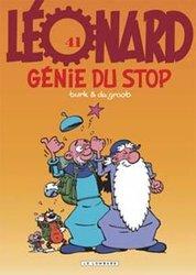 LÉONARD -  GÉNIE DU STOP 41