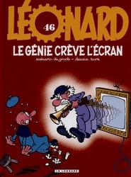 LÉONARD -  LE GÉNIE CRÈVE L'ÉCRAN 46