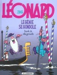 LÉONARD -  LE GÉNIE SE GONDOLE 36