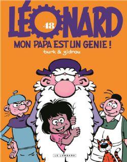 LÉONARD -  MON PAPA EST UN GÉNIE ! 48