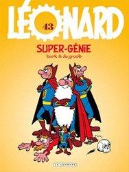 LÉONARD -  SUPER-GÉNIE 43