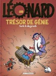 LÉONARD -  TRÉSOR DE GÉNIE 40