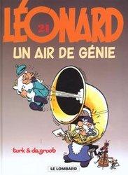 LÉONARD -  UN AIR DE GÉNIE 21