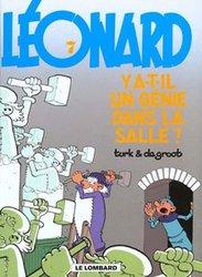 LÉONARD -  Y A T-IL UN GÉNIE DANS LA SALLE? 07