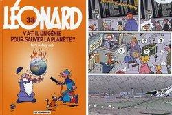 LÉONARD -  Y A-T-IL UN GÉNIE POUR SAUVER LA PLANÈTE? 38