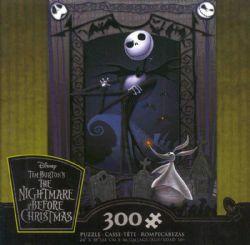 L'ÉTRANGE NÖEL DE MONSIEUR JACK -  JACK (300 PIÈCES) -  DISNEY