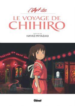 L'ART DE LE VOYAGE DE CHIHIRO