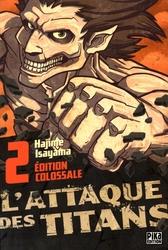 L'ATTAQUE DES TITANS -  ÉDITION COLOSSALE (V.F.) 02