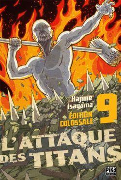 L'ATTAQUE DES TITANS -  ÉDITION COLOSSALE (V.F.) 09
