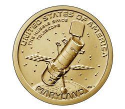 L'INNOVATION AMÉRICAINE -  NASA : LE TÉLESCOPE SPATIAL HUBBLE (MARYLAND)