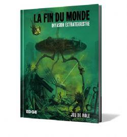 LA FIN DU MONDE -  INVASION EXTRATERRESTRE - JEU DE RÔLE (FRANÇAIS)
