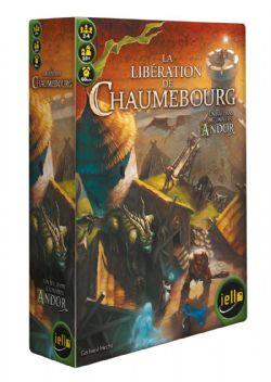 LA LIBÉRATION DE CHAUMEBOURG (FRANÇAIS)