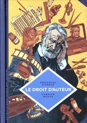LA PETITE BÉDÉTHÈQUE DES SAVOIRS -  LE DROIT D'AUTEUR 05