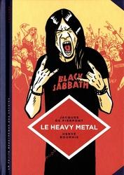 LA PETITE BÉDÉTHÈQUE DES SAVOIRS -  LE HEAVY METAL 04