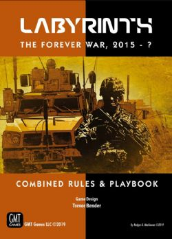 LABYRINTH -  THE FOREVER WAR, 2015 - ? (ANGLAIS)